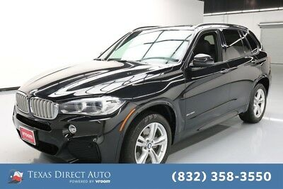 2015 BMW X5 xDrive50i Texas Direct Auto 2015 xDrive50i Used Turbo 4.4L V8 32V Automatic AWD SUV