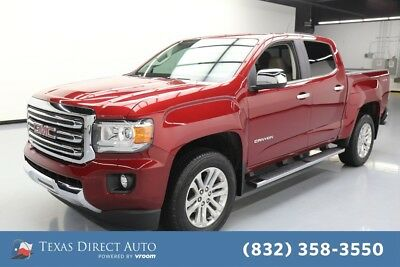 2017 GMC Canyon 4WD SLT Texas Direct Auto 2017 4WD SLT Used 3.6L V6 24V Automatic 4WD Pickup Truck