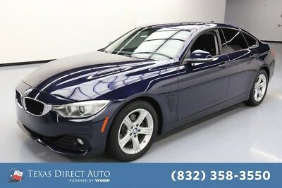 2015 BMW 4-Series 428i Texas Direct Auto 2015 428i Used Turbo 2L I4 16V Automatic RWD Hatchback Premium