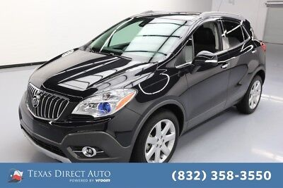 2015 Buick Encore Premium Texas Direct Auto 2015 Premium Used Turbo 1.4L I4 16V Automatic FWD SUV Moonroof