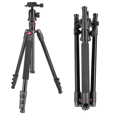 Neewer Alluminum Alloy 62 inches/158 centimeters Camera Tripod with 360...