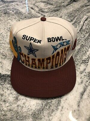 9cbda517c VINTAGE DALLAS COWBOYS Super Bowl 30 XXX snapback cap NFL Pittsburgh ...