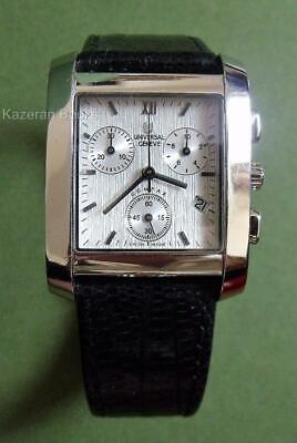 Working Mans Watch Universal Geneve Compax 853 Chronograph