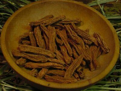 Primitive Dried Cinnamon Baby Carrots Crafts Bowl Filler Tucks