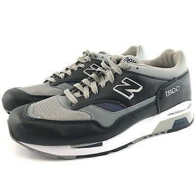 low priced 1330e af110 NEW BALANCE 1500 M1500UC Athletic Shoes Mens Size 8 Made In England Leather