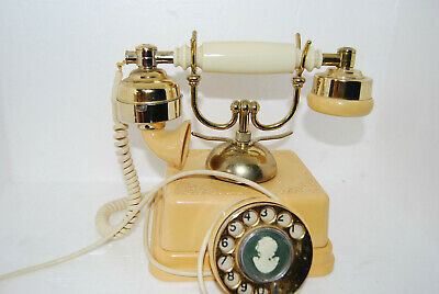 Vintage 1973 Telephone - Made By Tele Antiques SYDNEY - Works