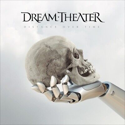 Dream Theater Distance Over Time + DVD + Bluray + LP New CD Boxed Set