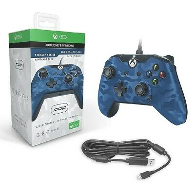 Pdp Wired Controller For Xbox One - Black - Brand New - Sealed - Power A