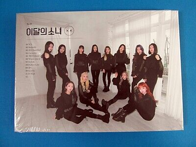 Monthly Girl Loona - X X [Normal A Ver.] Cd W/booklet +Photocard (Sealed) K-Pop