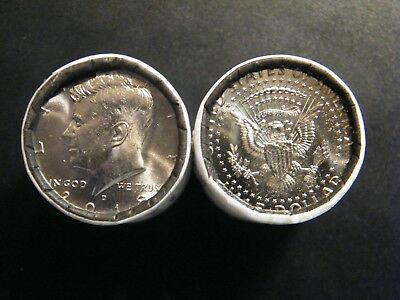 2018 P D S Kennedy Half Dollar Proof & Uncircluted Clad U.S. Mint Set PDS