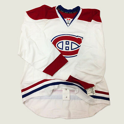 Montreal Canadiens NHL Reebok Authentic Pro Jersey - Size 58+
