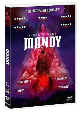 Mandy  Tombstone Collection   Dvd Horror
