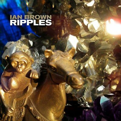 IAN BROWN Ripples Indies Only WHITE VINYL LP NEW & SEALED