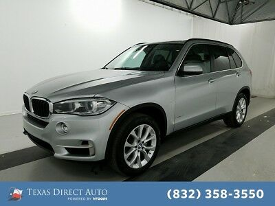 2016 BMW X5 sDrive35i Texas Direct Auto 2016 sDrive35i Used Turbo 3L I6 24V Automatic RWD SUV Premium