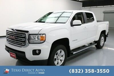 2016 GMC Canyon 4WD SLE Texas Direct Auto 2016 4WD SLE Used Turbo 2.8L I4 16V Automatic 4WD Pickup Truck