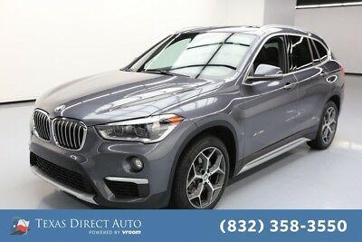 2016 BMW X1 xDrive28i Texas Direct Auto 2016 xDrive28i Used Turbo 2L I4 16V Automatic AWD SUV Premium