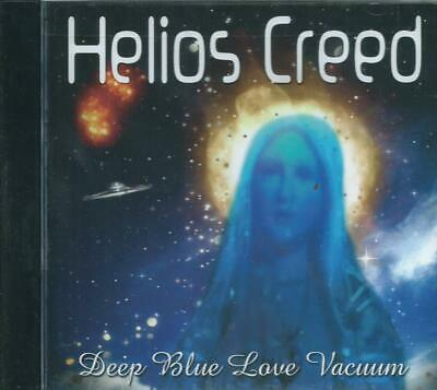 HELIOS CREED - DEEP BLUE LOVE VACUUM ex CHROME SPACED OUT INDUSTRIAL PUNK SLD CD