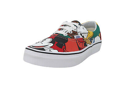 c4792589f1 VANS Era Disney Mickey and Friends Lace Up Youth Sneakers Kids Girls Boys  Shoes