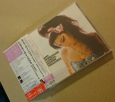 ◆Fs◆Amy Winehouse「Lioness:hidden Treasures」Japan Rare Sample Cd Nm◆Uici-1102