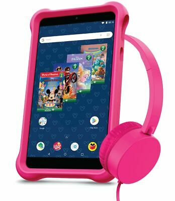 """Packard Bell Disney airBook 7"""" Android Kids Tablet Bundle (M7600-D) - LIKE NEW™"""