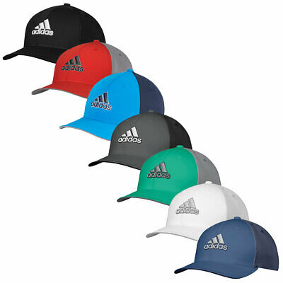 bf00f4e59e0 adidas Golf Mens Climacool Logo Tour UPF 50+ Water Repellent Cap