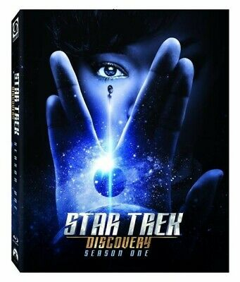 Star Trek Discovery! Season 1 One DVD The Complete U.S. SELLER Free Shipping