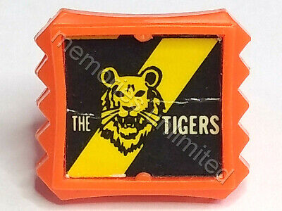 1975 Kellogg's Cereal Prize/Toy RICHMOND, TIGERS VFL FOOTY CLUB RING afl r&l