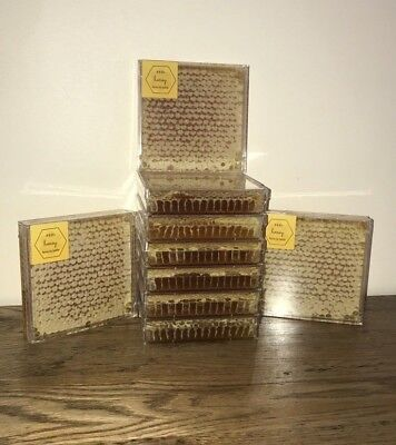 100% Pure Australian farm to table Honeycomb 200 grams Northern Victoria