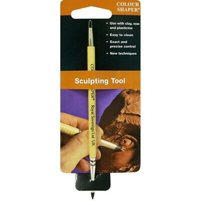 Colour Shaper 0 Double Ended Sculpting Tool - Taper Point Size