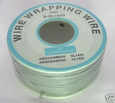 Prototype Wire wrap cable 30AWG 30# 300M Grey Xbox WII