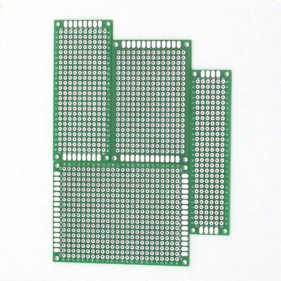 5/10/20Pcs Double Sided PCB Board Prototype Different Sizes Circuit Univers UKAC