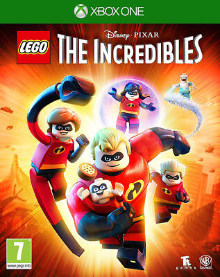 LEGO The Incredibles (Xbox One) BRAND NEW AND SEALED - QUICK DISPATCH IN STOCK