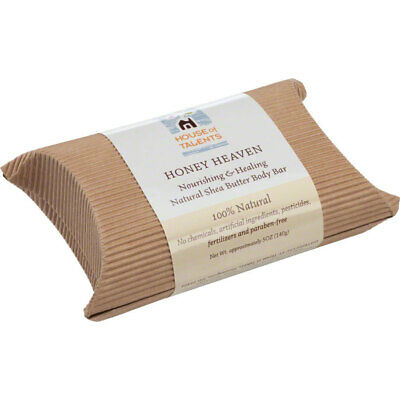 House of Talents Honey Heaven Soap 5oz Bar