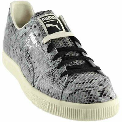 4711308344f5 PUMA CLYDE SNAKE Sneakers - Silver - Mens -  44.96
