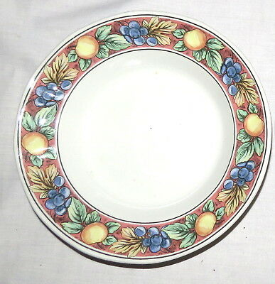 """Wedgwood Sienna 7.7/8"""" Rimmed Soup Bowl"""