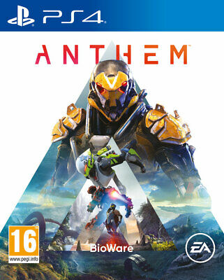 Anthem (PS4)  *** PRE-ORDER - RELEASED 22/02/2019 - BRAND NEW AND SEALED ***