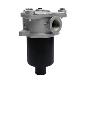 "1/2"" BSP Tank Top Return Line Filter Assembly - with filter"
