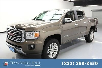 2015 GMC Canyon 2WD SLT Texas Direct Auto 2015 2WD SLT Used 3.6L V6 24V Automatic RWD Pickup Truck Bose