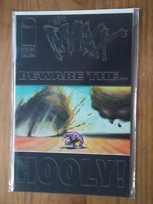 The Maxx #18 Image comic Beware The Hooly