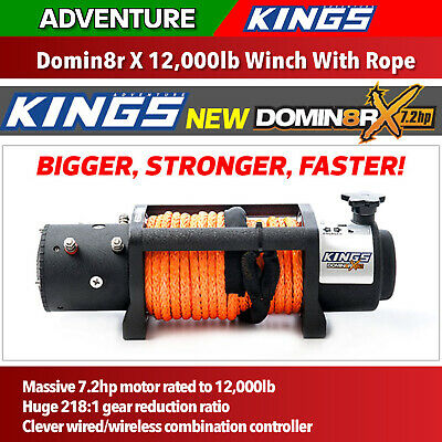 Truck Car Winch Rope Cable 4x4 Wireless Electric Winch Portable Trailer