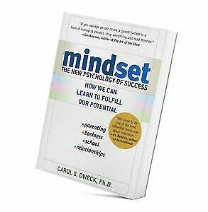 Mindset : The New Psychology of Success by Carol S. Dweck (2007, E-B00K)