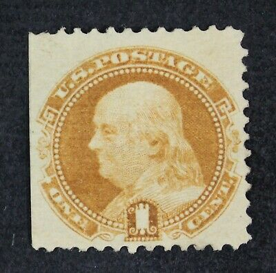 CKStamps: US Stamps Collection Scott#112 1c Pictorial Unused NG CV$225