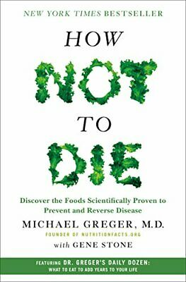 How Not To Die: Discover the Foods Scientifically Proven  (E-B00K)🎁+ GIFT😍🎁