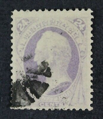 CKStamps: US Stamps Collection Scott#153 24c Used CV$230