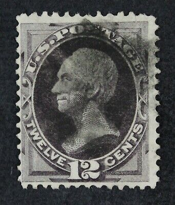 CKStamps: US Stamps Collection Scott#162 12c Used Tiny Tear CV$145