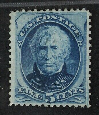 CKStamps: US Stamps Collection Scott#179 5c Taylor Unused Regum Tiny Thin
