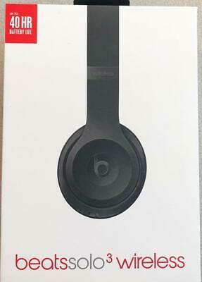 Beats by Dr. Dre Solo3 Wireless On Ear Headphones - Gloss Black
