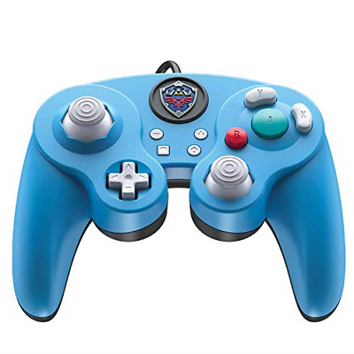 PDP Nintendo Switch Wired Fight Pad Pro Controller - Zelda (500-100)™