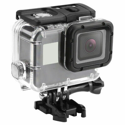 45m Underwater Waterproof Case for GoPro Hero 6 5 7 Diving Protective Cover