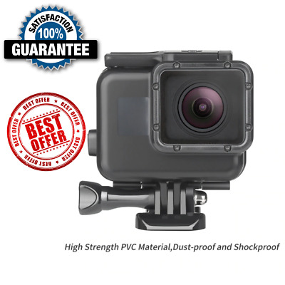 45m Underwater Waterproof Case for GoPro Hero 6 5 7 Black Diving Protective Cove